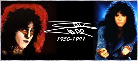 KISS - Eric Carr Guitar Picks
