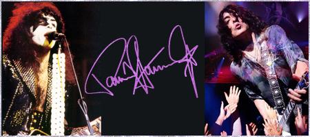 KISS - Paul Stanley Guitar Picks