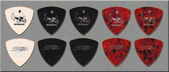 KISS Eric Carr Guitar Picks