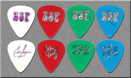KISS Eric Singer Project Guitar Picks