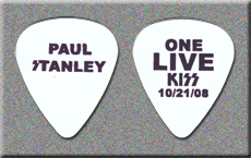 """2008 KISS PAUL STANLEY """"ONE LIVE KISS"""" DVD VIEWING PARTY PROMO"""