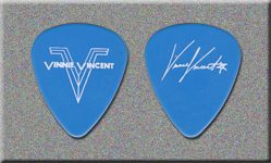 KISS - Vinnie Vincent All Systems Go Guitar Picks