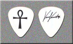 KISS - Vinnie Vincent Euphoria Guitar Picks