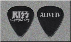 2003 KISS Symphony / Alive IV Promo Guitar Picks