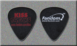 2000 KISS Freaks Guitar Picks