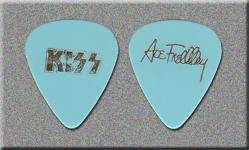 KISS Novelty Guitar Picks - Musicade Metal Edge Merchandise