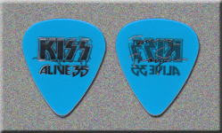 KISS ALIVE 35 Merchandise Guitar Picks