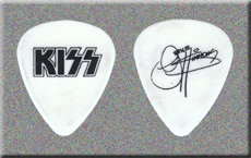 KISS Farewell Tour Error Guitar Picks